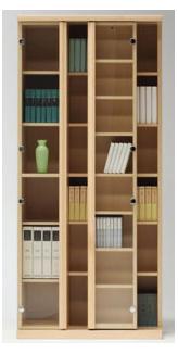 アラン 83スライド書棚